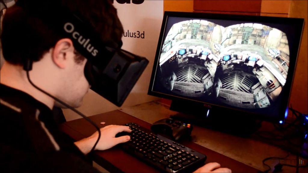 Casque de réalité virtuelle , attention à ne pas perdre le sens du vrai réel 2