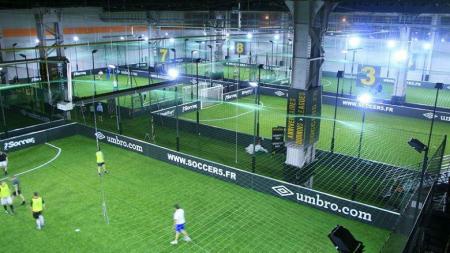 Plus qu'un simple loisir ? L'essor du foot à 5