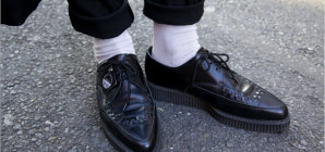 Les chaussures Creepers Underground : une tendance en hausse !