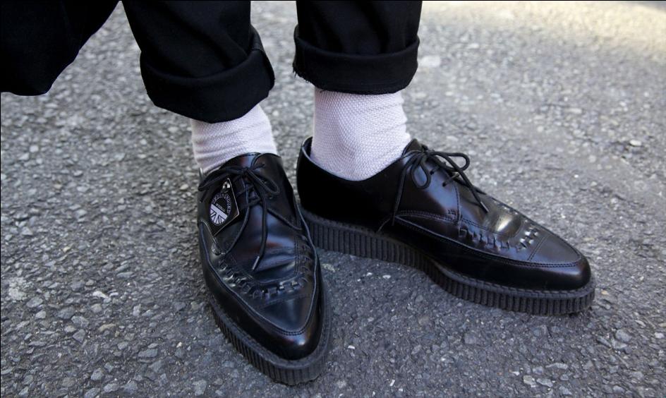 creepers underground   les nouvelles chaussures en vogue