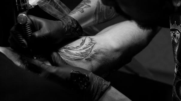 Tatouage pour homme : de la virilité à même la peau !