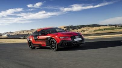 Voiture pilotée chez Audi : des tests à la réalité