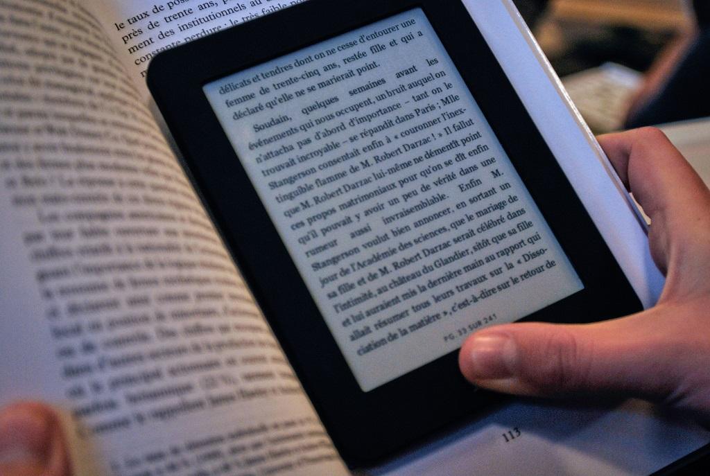 Bibliothèque numérique quelle liseuse choisir 4