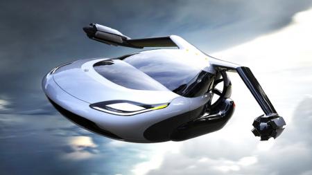 La voiture qui vole, moteur des fantasmes routiers