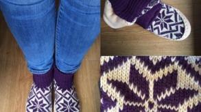Les chaussons chaussettes, le confort à tout moment