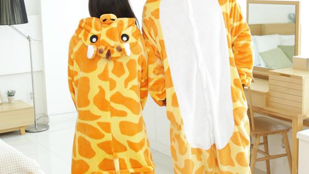Quel pyjama combinaison choisir pour passer l'hiver ?
