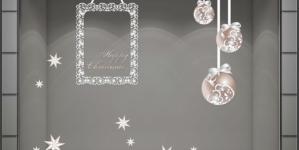 Les stickers de vitrines pour une communication créative et ludique