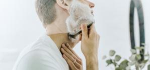 Mes sept astuces rasage  pour un menton soigneux et doux