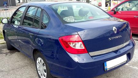 Renault Symbol 2008, un modèle incontournable