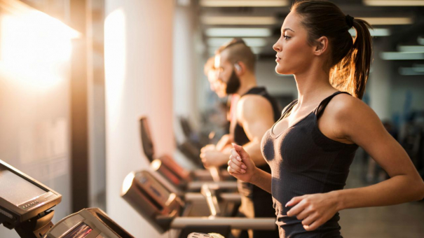 Fitness, le sport le plus pratiqué en France