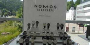 A la découverte de Nomos Glashütte !