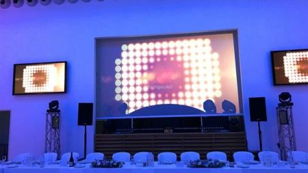 Mur LED : faites forte impression