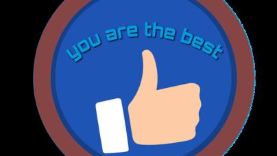 Image de marque, un sticker comme support